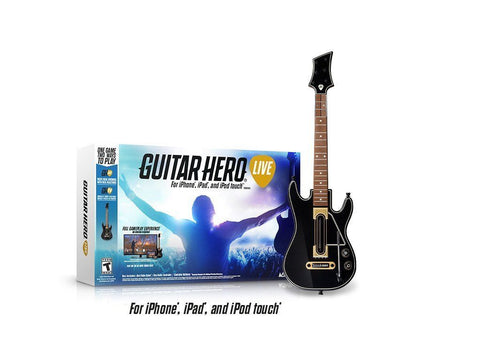 ACTIVISION - Guitar Hero Live For iOS iPad, iPhone & iPod Touch