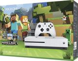 MICROSOFT - Xbox One S 500GB Minecraft Favorites Console Bundle