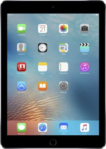 APPLE - 9.7-Inch iPad Pro with WiFi, 128GB - Space Gray