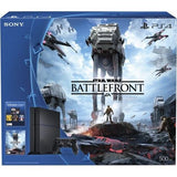 SONY Playstation 4 500GB Star Wars Battlefront Bundle - Jet Black