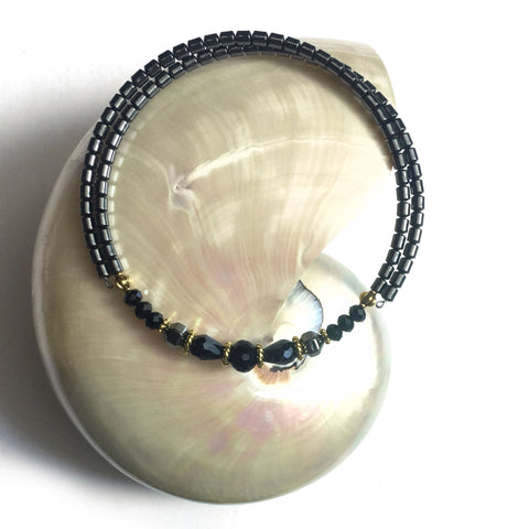 Black Chocker