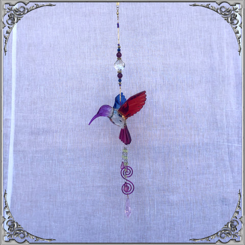 Large Humming Bird Hanger