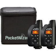 PocketWizard Plus III Transceiver Kit