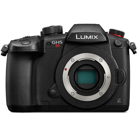 Panasonic Lumix GH5S Mirrorless Camera Rental