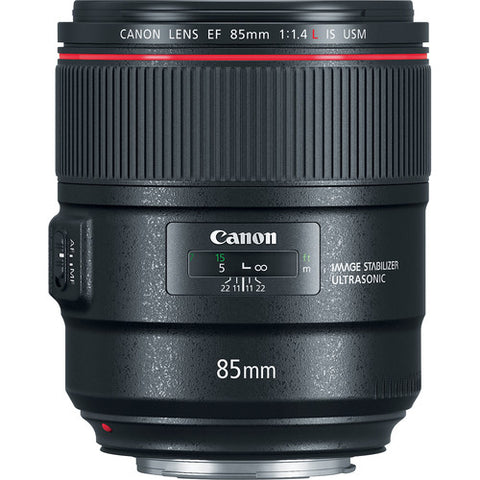 Canon 85mm f/1.4L IS USM Lens