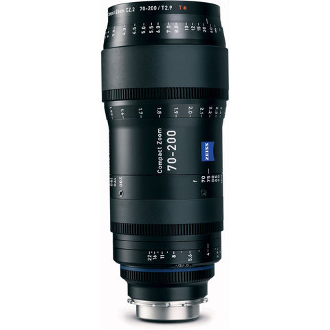 Zeiss 70-200mm T2.9 Compact Zoom CZ.2 Lens