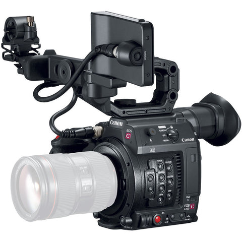 Canon C200 Camera Rental