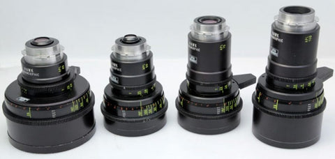 Hawk B-series Lens Set