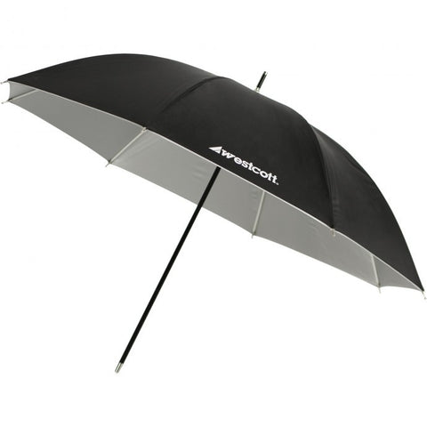 Silver Photo Umbrella 36""
