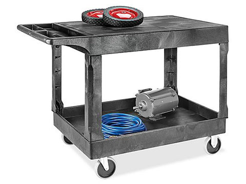 Uline Flat Top Cart