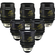 Cooke S4 Mini Six Lens Kit