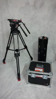 O'Connor 2065 Fluid Head with 60L Tripod Legs - 150mm