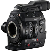 Canon C300 Mark II Camera Rental