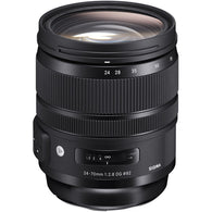 Sigma Art 24-70mm f/2.8 DG IS HSM Lens for Canon