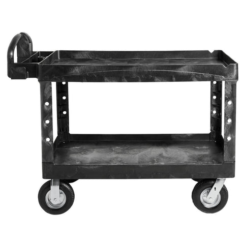 Large Rubbermaid Utility Cart