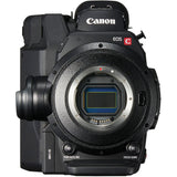 Canon C300 Mark II Camera Rental, front view
