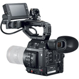 Canon C200 Camera Rental, back left view