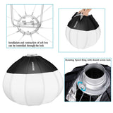 Neewer Globe Lantern Softbox (Bowens Mount)