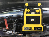 a 3 in 1 CAT Power Station with Jump Starter & Compressor available for rent