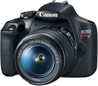 Student Semester Rental: Canon EOS Rebel T7 with 18-55mm Lens