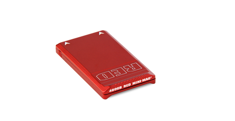RED MINI-MAG 480GB SSD Card