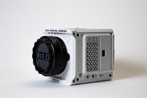 RED Komodo 6K Camera Kit