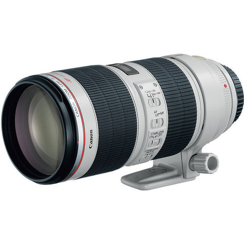 Canon 70-200mm f/2.8L IS II USM Lens