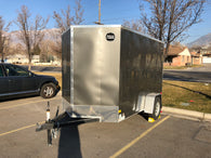 1 Ton Package in 6'x10' Trailer