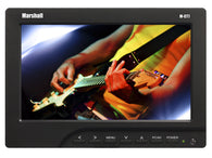 Marshall LCD Monitor with HDMI - 7""
