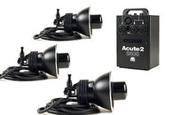 Profoto Acute 2 3-Head Flash Kit