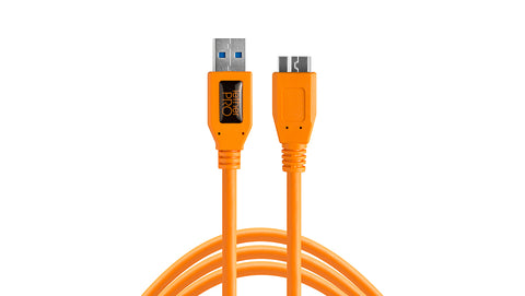 Tether Tools TetherPro USB 3.0 to Micro-B Cable
