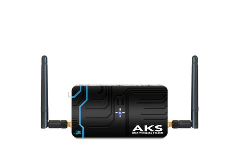 AKS Plus Wireless DMX Transmitter