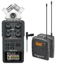Zoom H6 and Lav Bundle