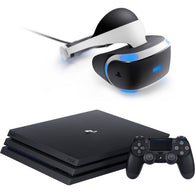 17. Sony PlayStation 4 Pro Gaming Console and VR Headset Kit