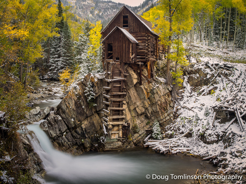 Below the Crystal Mill - 1378