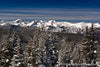 Breckenridge Ski Area from the Outback - 1228