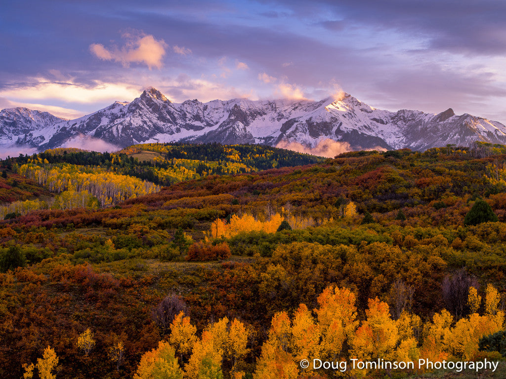 Fall Rocky Mountains - 1365