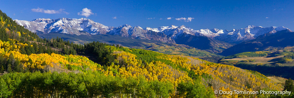 Fall in the Rockies - 1253