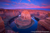 Full Moon on Horseshoe Bend - 1051
