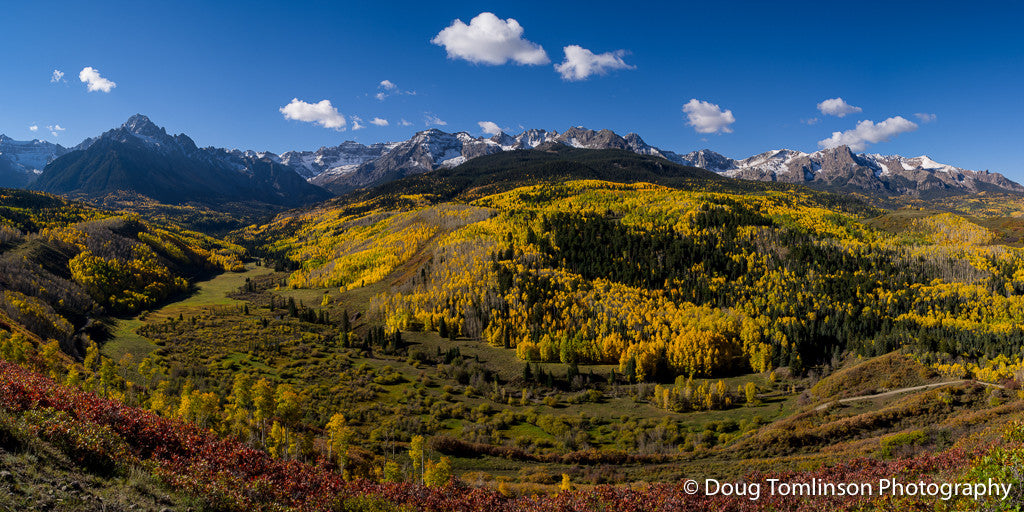 Grand Valley San Juan Mountains - 1537