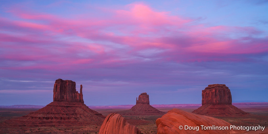 Magnificent Monument Valley - 1105