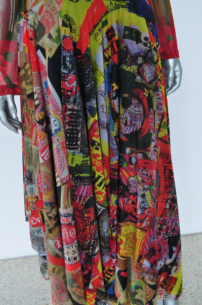 Y3 skirt from 1998 great print