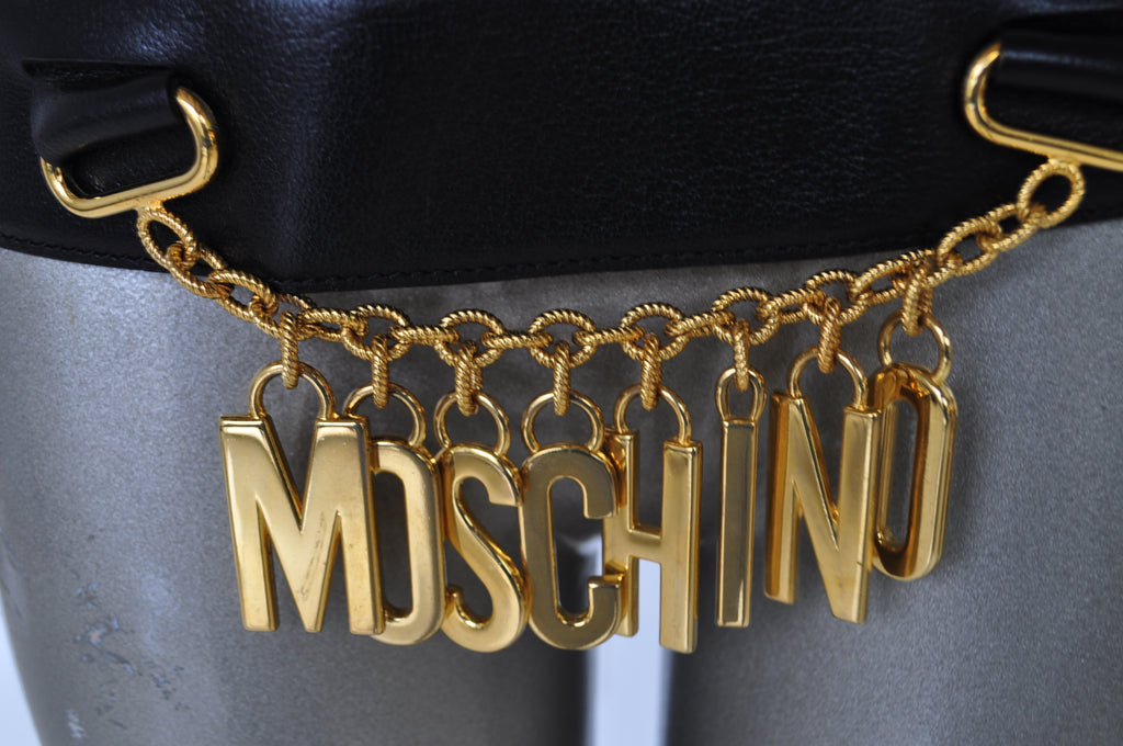 Moschino belt 90s by Redwall