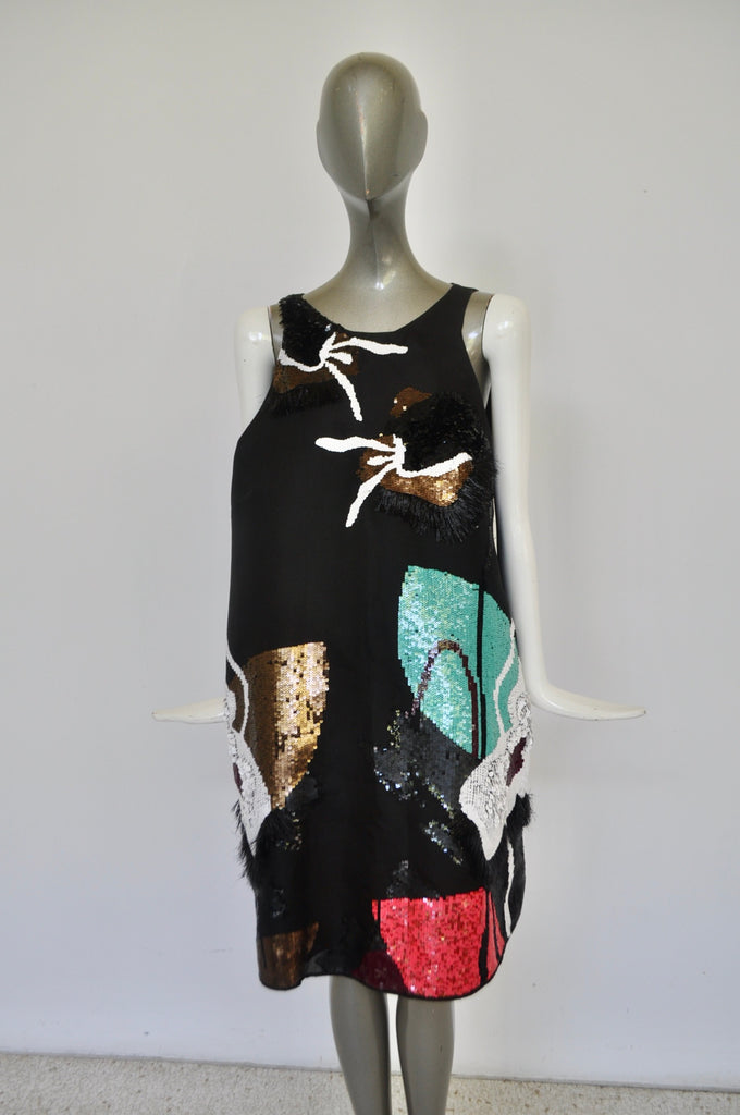 Dress designed by Ter Et Bantine early 2000