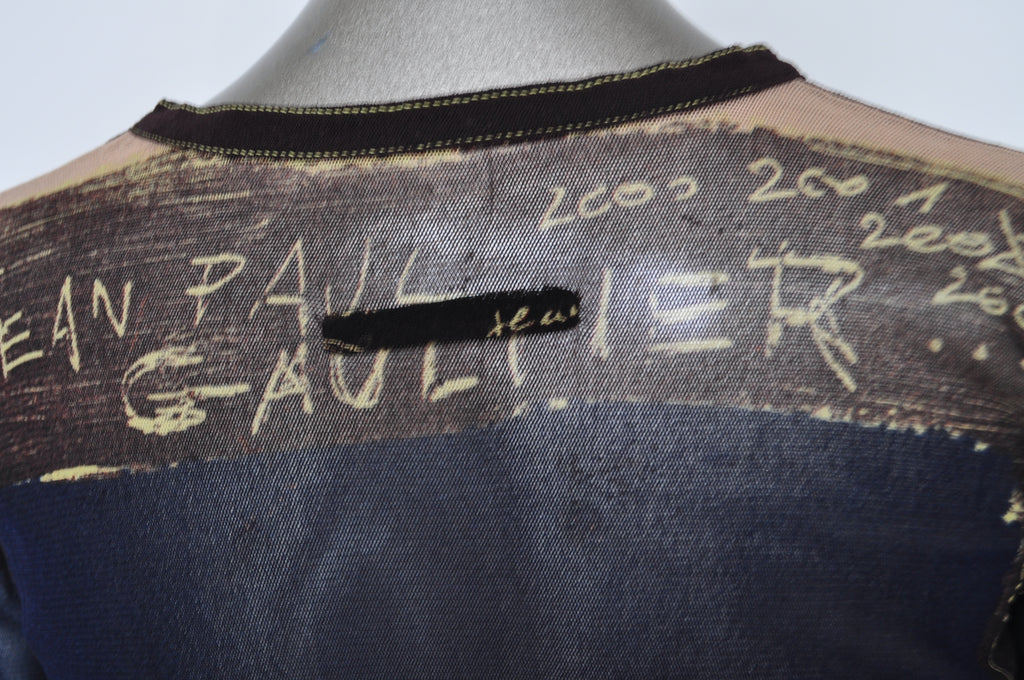 Jean Paul GAULTIER SHIRT FROM THE 90S