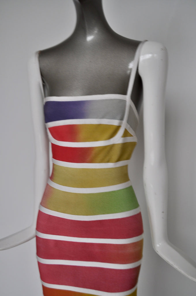 Herve Leger dress early 2000