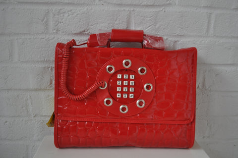 Timmy Woods shell style purse ,dead stock 1980s.