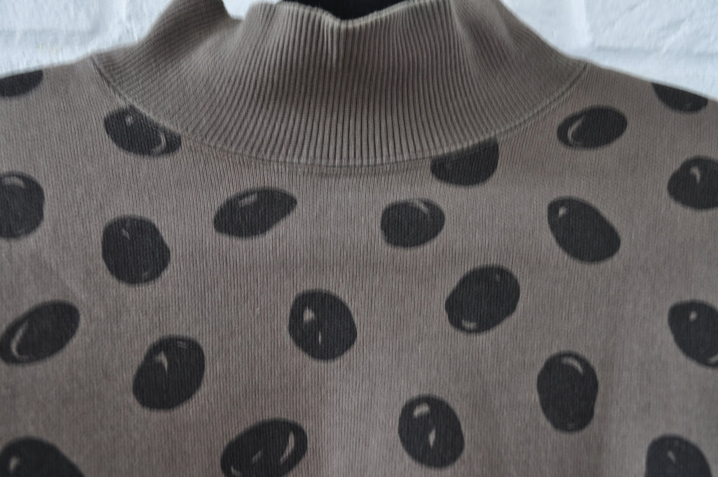 Issey Miyake sweater Plantation collection 80s sz S