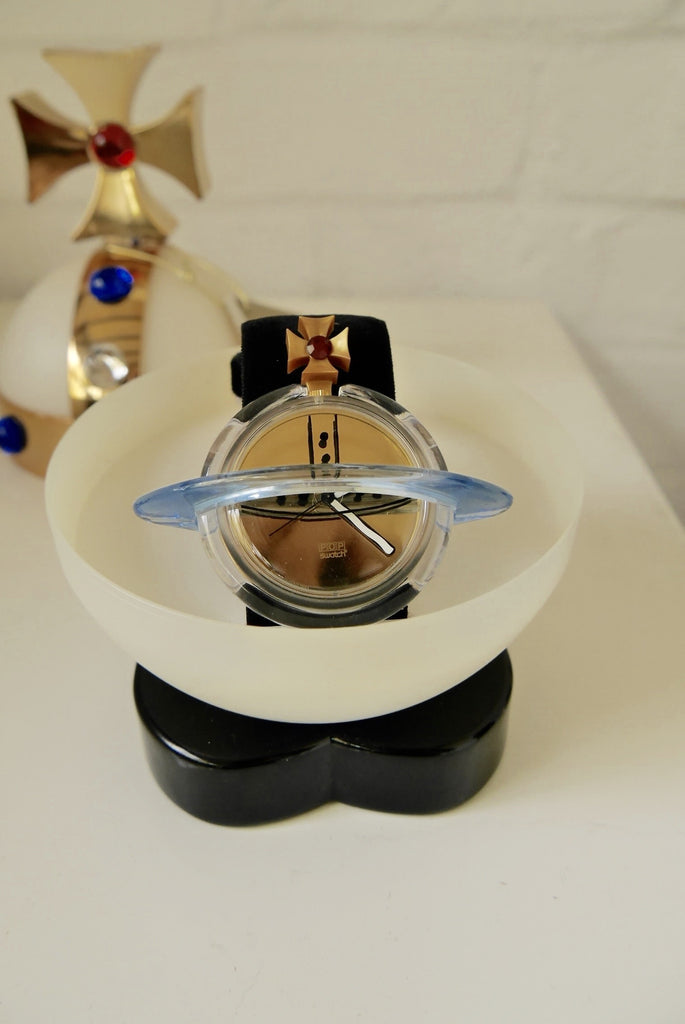 Vivienne Westwood pop swatch orb design dead stock
