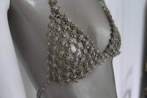 Christian Dior opulent necklace 1980s